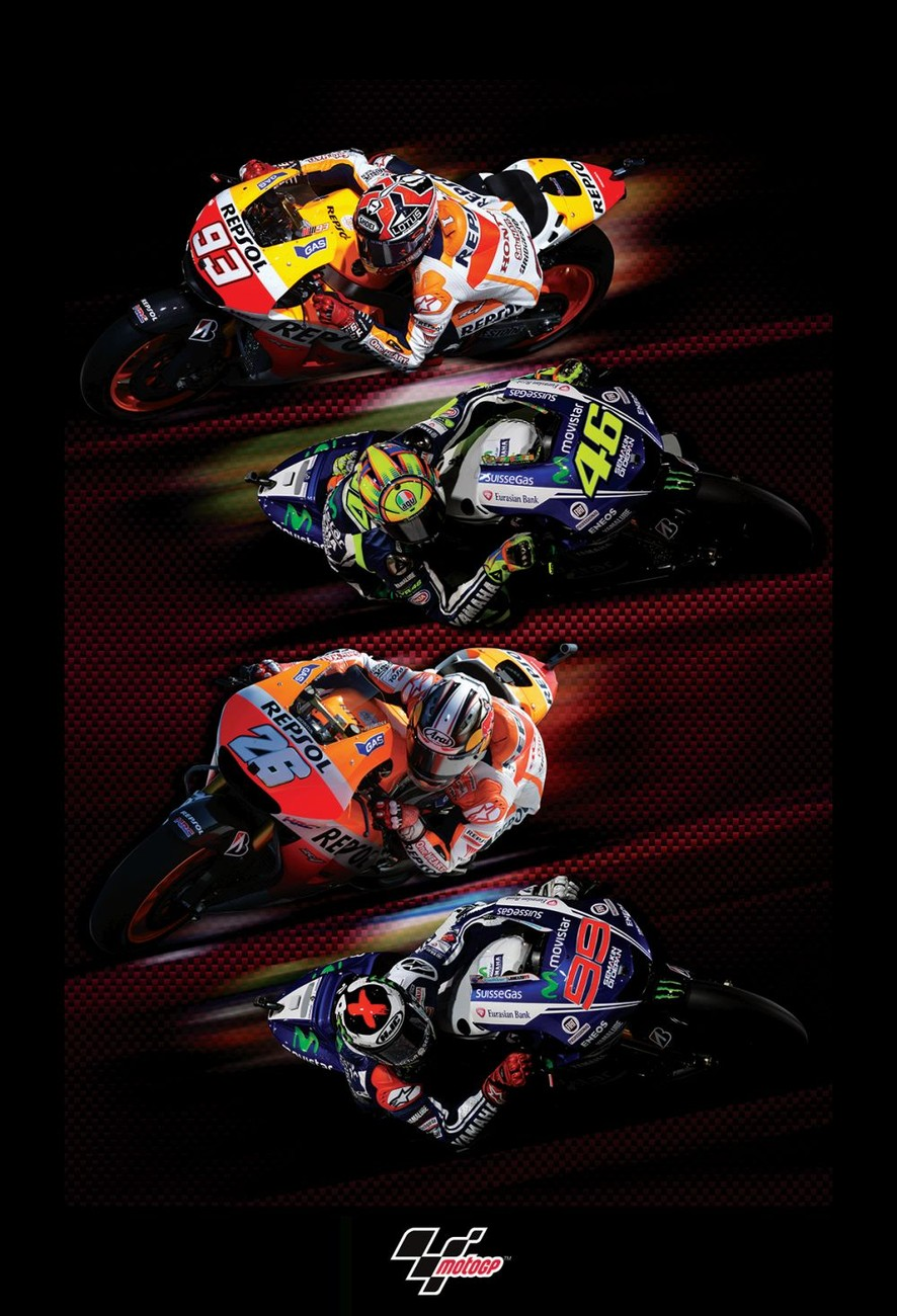 motogp papier peint wall mural. Black Bedroom Furniture Sets. Home Design Ideas
