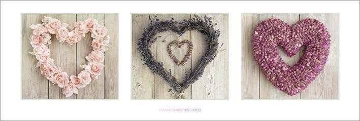 Plakat Howard Shooter - Love Hearts