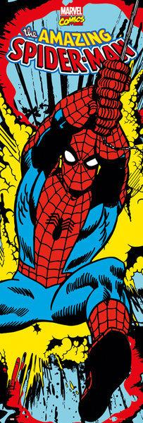 Plakat MARVEL - the amazing spiderman