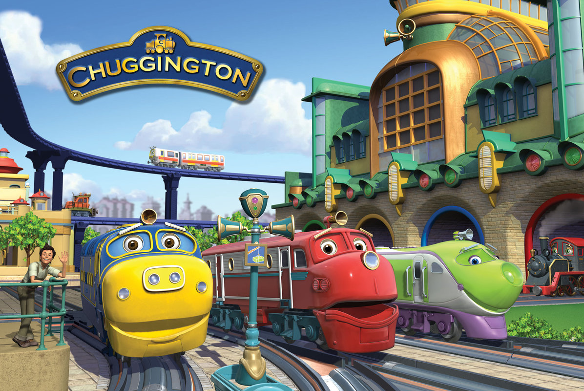 chuggington characters poster sold at europosters trenino sticker pictures to pin on pinterest