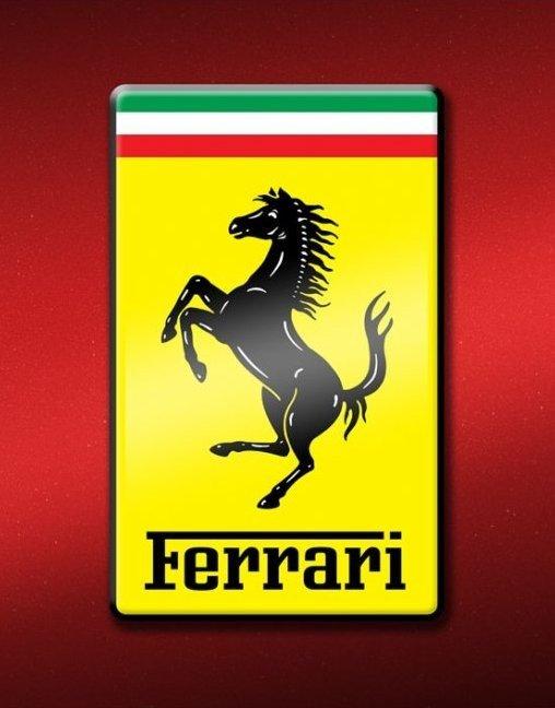 Ferrari Logo Animation  YouTube