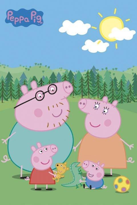 «Свинка Пеппа Смотреть Онлайн Новый Сезон» — 2005
