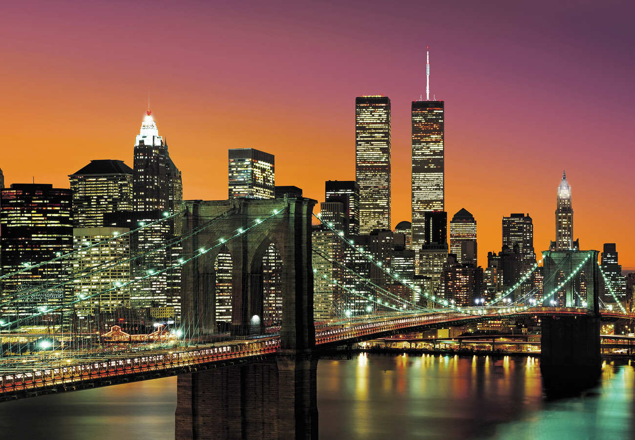 new york city wall mural buy at europosters new york city wall mural photo wallpaper 2317dk ebay