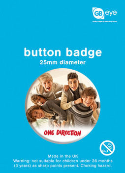 badges ONE DIRECTION - bundle