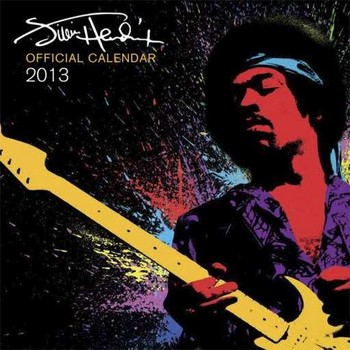 Calendar 2013 - JIMI HENDRIX - Calenders 2010