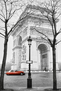 PARIS - triumphal arch psters | lminas | fotos