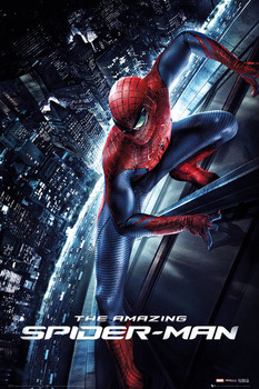 AMAZING SPIDER-MAN - teaser wall posters | art prints