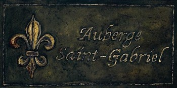 AUBERGE SAINT-GABRIEL posters | photos | pictures | images