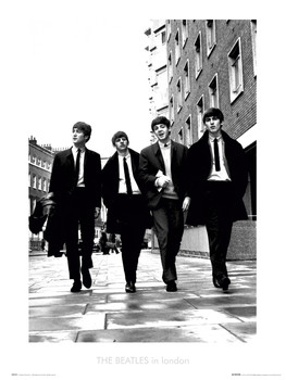 BEATLES in london  posters | photos | pictures | images