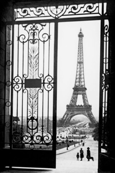 PARIS - gates posters | art prints