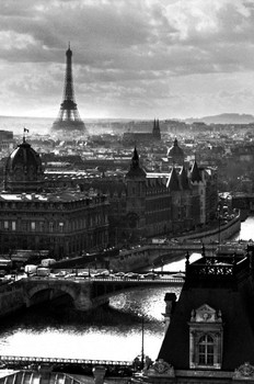 PARIS - river  posters | art prints