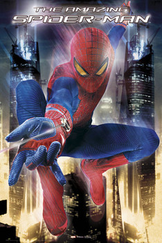 SPIDERMAN AMAZING - swing posters | art prints
