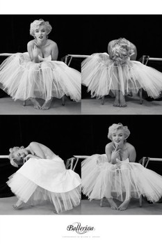 MARILYN MONROE - ballerina Affiche, poster, photographie