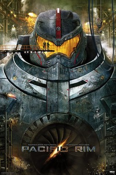 PACIFIC RIM - gipsy danger Affiche, poster, photographie