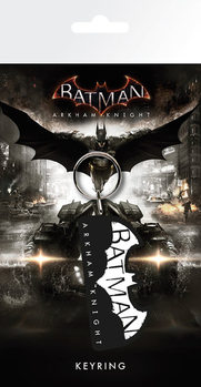 Batman Arkham Knight - Logo Breloczek