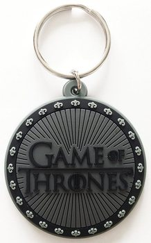 Gra o tron - Game of Thrones - Logo Breloczek