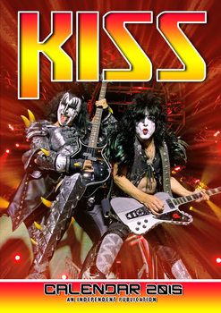 Kiss - Calendar 2016