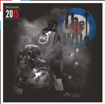 The Who - Calendar 2016