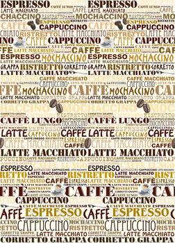 CAFETERIA Fototapeta
