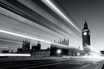 Londyn - Big Ben Fototapeta