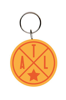 All Time Low - ATL Keyring