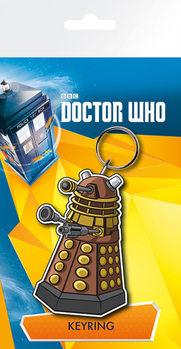 Doctor Who - Dalek Illustration Keyring