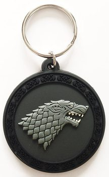 Game of Thrones - Stark Keyring