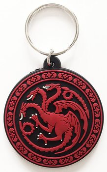 Game of Thrones - Targaryen Keyring