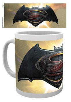 Batman v Superman: Dawn of Justice - Logo Alt Kubek