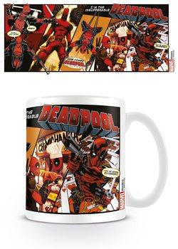Deadpool - Comic Insufferable Kubek