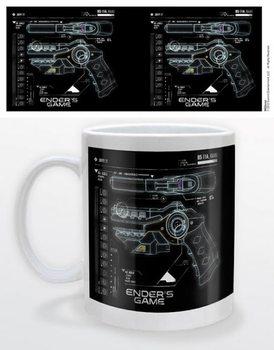 Ender's game - gun Kubek