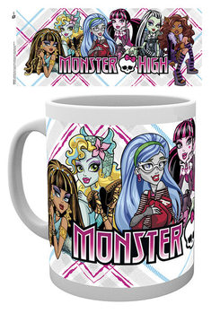 Monster High - Girls Kubek