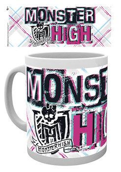 Monster High - Logo Kubek