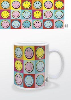 Smiley - Popart Kubek