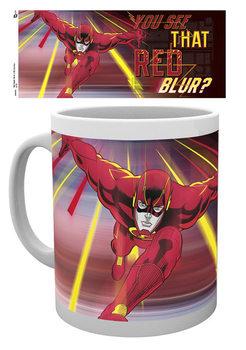The Flash - Red Blur Kubek