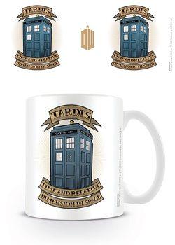 Doctor Who - Tardis Tattoo Mug
