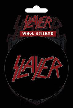 Naklejka Slayer - Logo