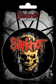 Naklejka Slipknot - Skull