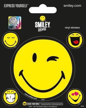 Naklejka Smiley - Smileyworld
