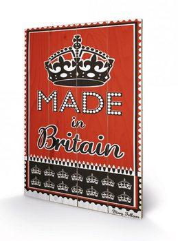 Obraz na drewnie MARY FELLOWS - made in britain