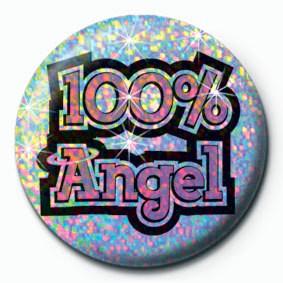 Odznaka 100% ANGEL