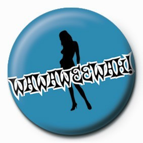 Odznaka BORAT (WAWAWEEWAH)
