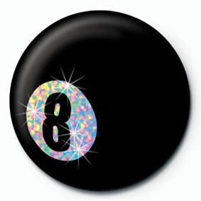 Odznaka EIGHT BALL