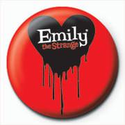 Odznaka Emily The Strange - logo