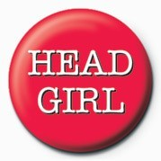 Odznaka HEAD GIRL
