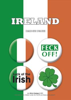 Odznaka IRELAND