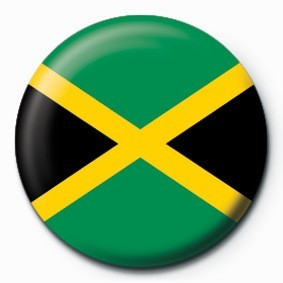 Odznaka JAMAICA (FLAG)
