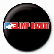 Odznaka Limp Bizkit - Mic Logo