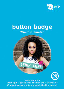 Odznaka LITTLE MIX - leigh an