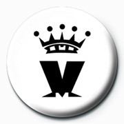 Odznaka MADNESS - Logo